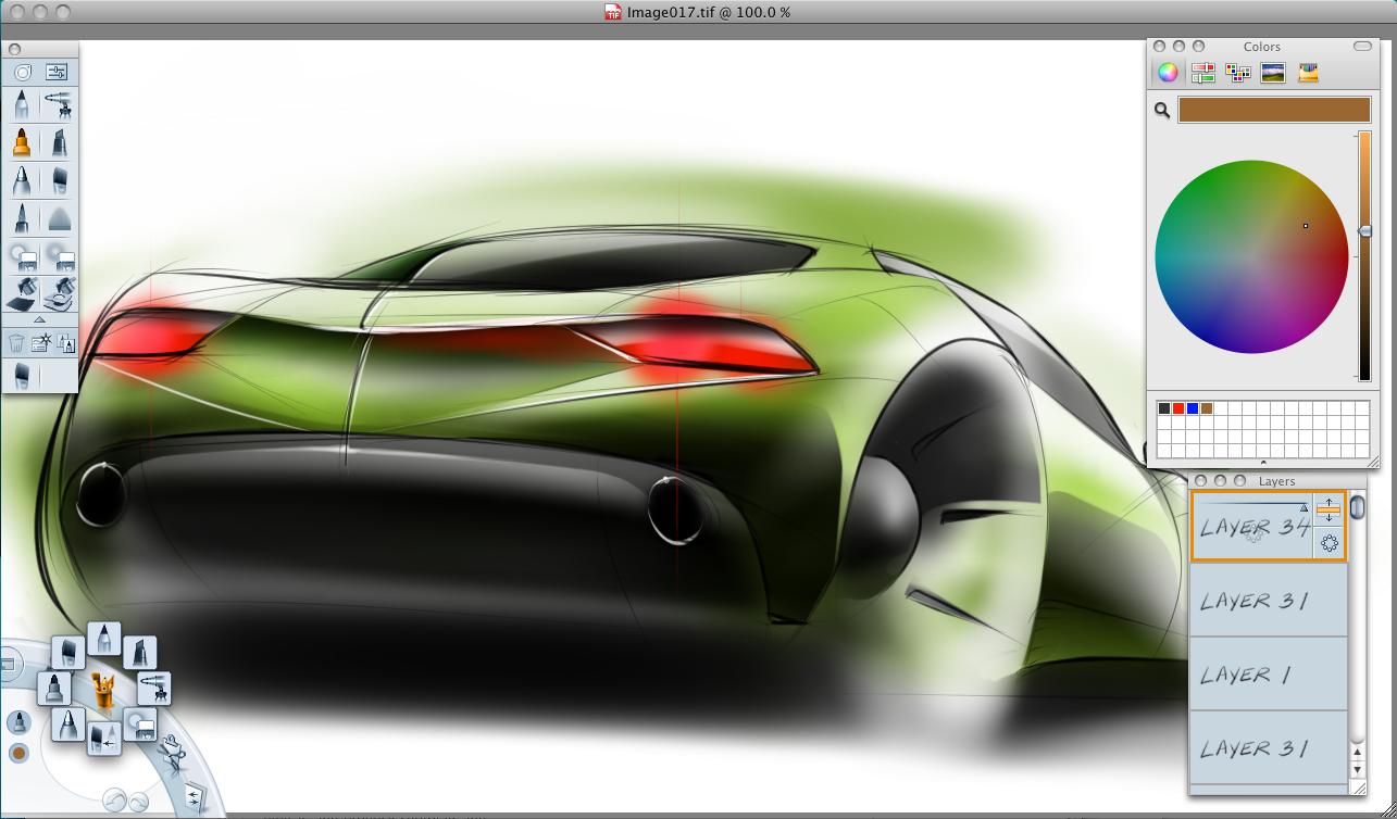 Autodesk SketchBook Pro 3