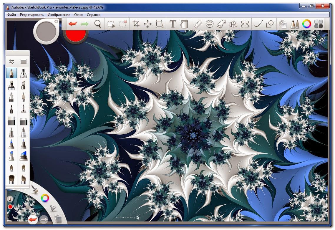 Autodesk SketchBook Pro 4