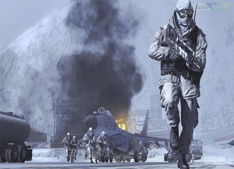 دانلود بازی Call of Duty: Modern Warfare 2 برای کامپیوتر