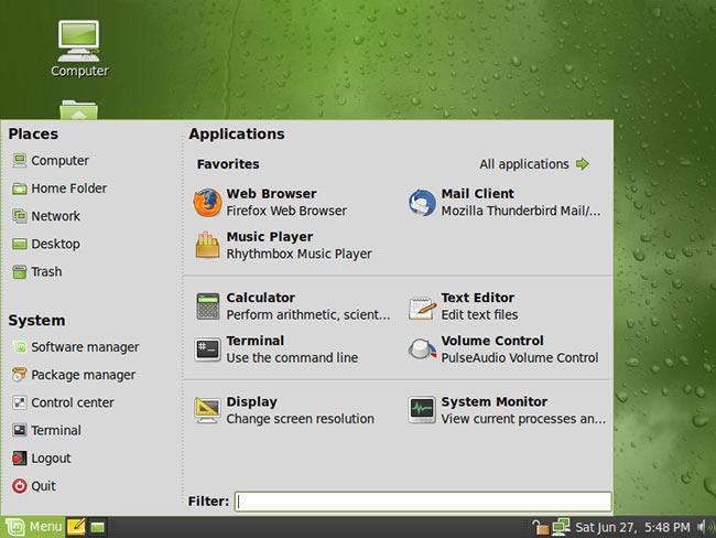 دانلود اخرین نسخه سیستم عامل لینوکس مینت Linux Mint