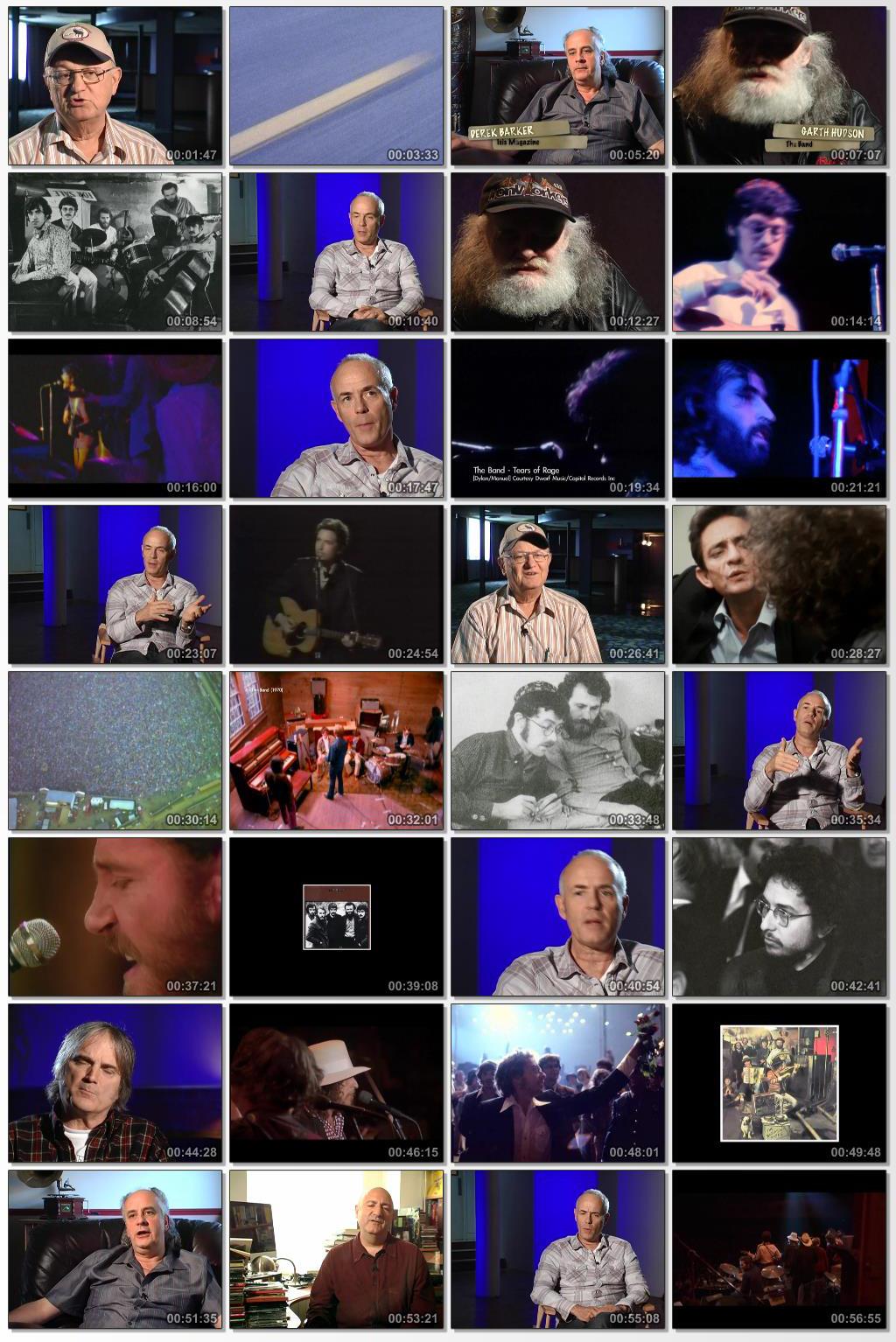 مستند زیبا وجدید باب دیلن و گروهش در سیل