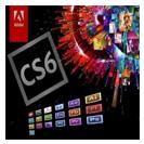 دانلود محصولات Adobe CS6 Master Collection منتخب شده شرکت ادوب