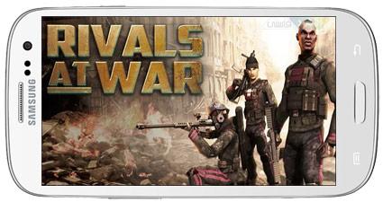 دانلود بازی Rivals at War رقابت در جنگ برای اندروید