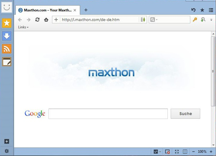 دانلود مرورگر قدرتمند ماکستون Maxthon Cloud Browser ویندوز