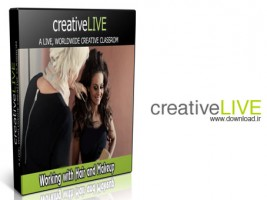 CreativeLive-–-Working-with-Hair-and-Makeup-www.download.ir