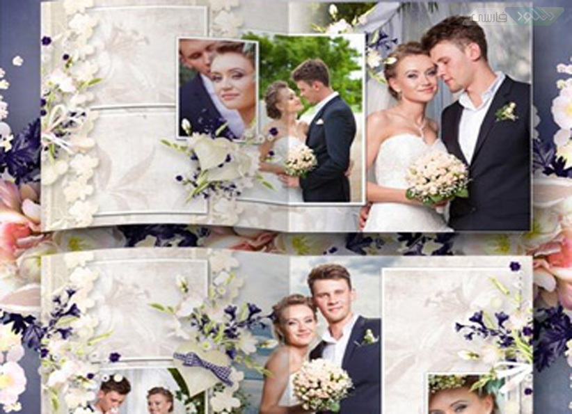 Digital.Book.Wedding.Template-2.www.Download.ir