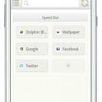 دانلود نرم افزار مرورگر اینترنت Dolphin Browser دلفین برای اندروید