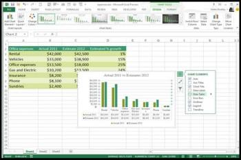 Excel 2013 Essential Training of Lynda