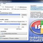 دانلود نرم افزار خاموش کردن خودکار رایانه با Intelligent Shutdown