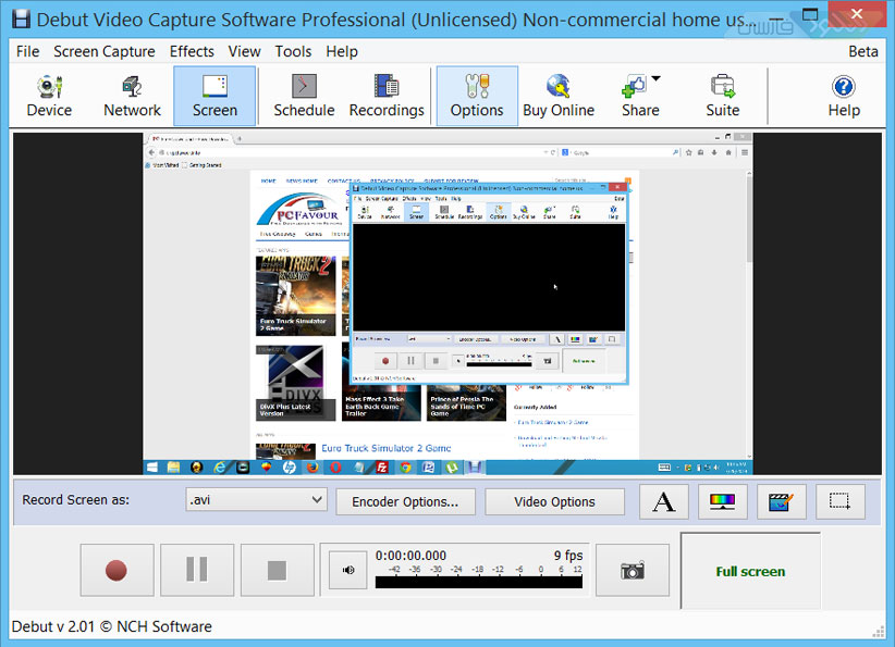 NCH.Debut.Video.Capture.Software.Pro.www.Download.ir