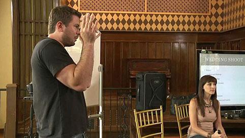فیلم آموزشی Wedding Cinematography with Rob and Vanessa