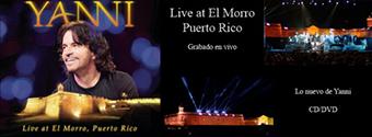 Yanni Live At El Morro Puerto Rico - Screen