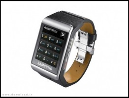 4.Samsung Galaxy Gear smartwatch.www.download.ir
