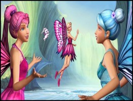 Barbie Mariposa and the Fairy Princes1.www.download.ir