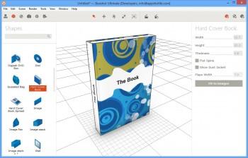 دانلود نرم افزار Box Shot 3D ساخت جعبه های 3 بعدی همراه با کرک
