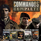 دانلود مجموعه بازی کماندوها برای کامپیوتر Commandos