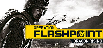 OPERATION FLASHPOINT DRAGON RISING - Screen
