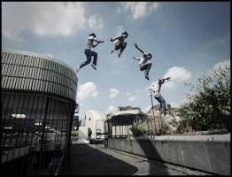 Parkour Beat your fear1.www.download.ir