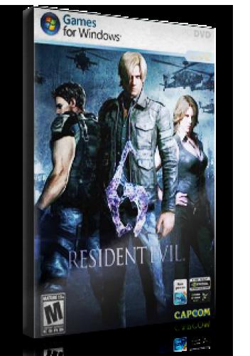Resident Evil 6 pack