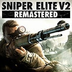 لوگوی بازی Sniper Elite V2 Remastered