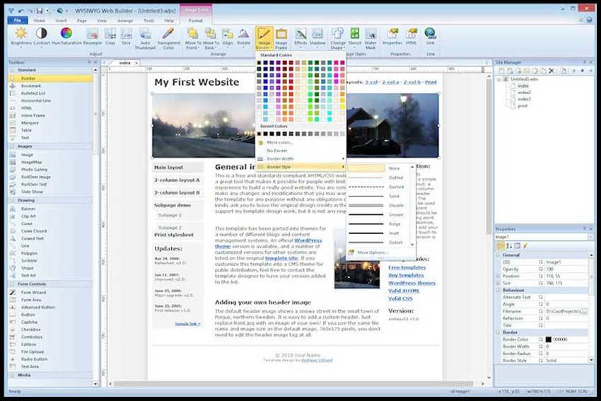 Web Pages Bulding Software Wysiwyg Web Builder 7.2.1 crack Wysiwyg. . Sm..