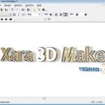 دانلود نرم افزار Xara 3D Maker ساخت آسان انیمیشن های سه بعدی