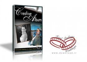 Creative-Album-PSD-Wedding-Collection.www.download.ir