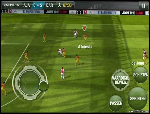 فوتبال آندروید