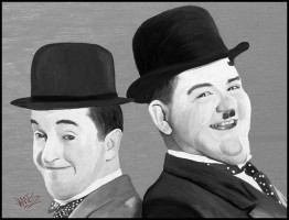 Laurel and Hardy.www.download.ir