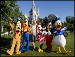 Search for the world's first ever Walt Disney World Family