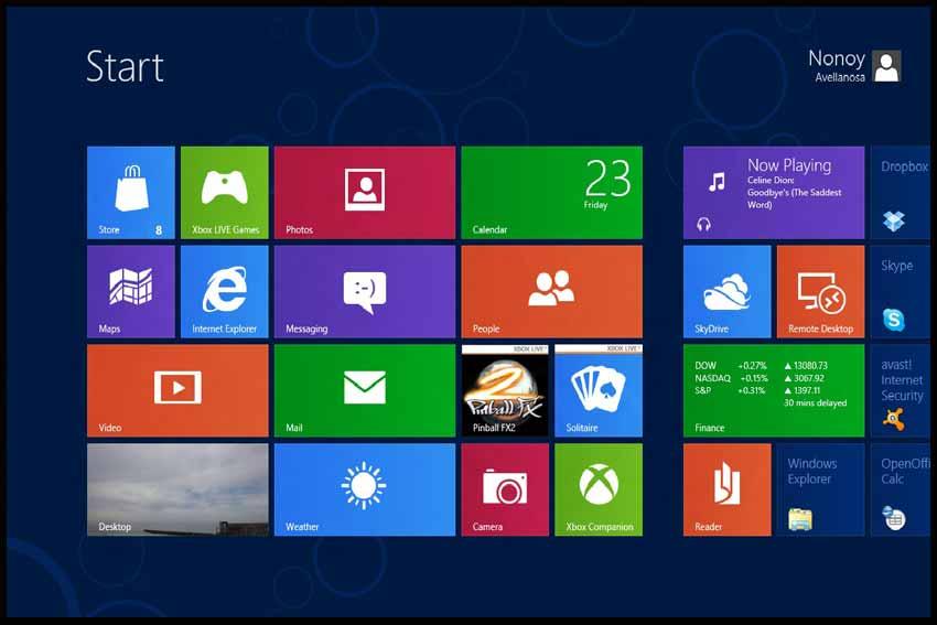 InfiniteSkills Learning Microsoft Windows 8