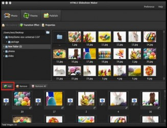 AnvSoft HTML5 Slideshow Maker 1.9.4