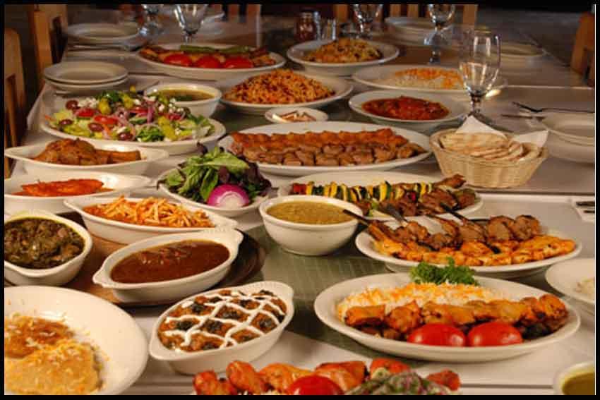 آشپزی به سبک ایرانی