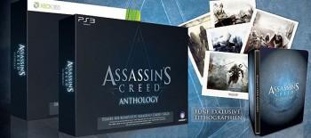 Assassins Creed Anthology Edition