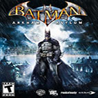 Batman Arkham Asylum Game of The Year