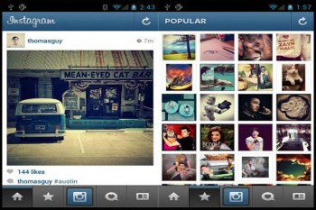 دانلود آخرین نسخه نرم افزار Instagram