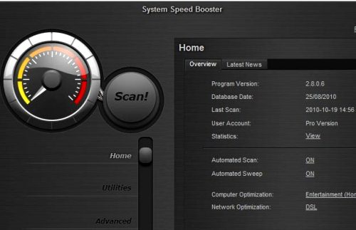 System-Speed-Booster