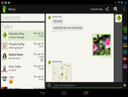 Talkray-Free-Calls-and-Text1-www.download.ir