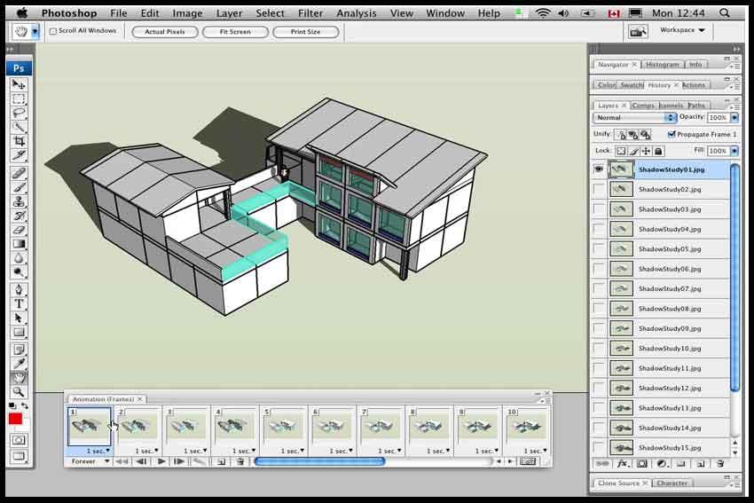 Infiniteskills Photoshop For Architects