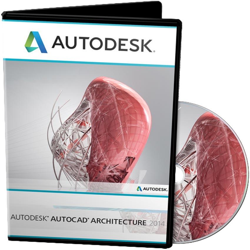 Autodesk AutoCAD Architecture 2014 SP1 x86/x64