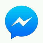 Faceb00k-Messenger-logo