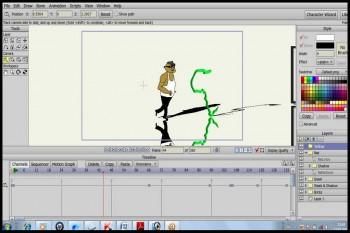 InfiniteSkills Learning Anime Studio Pro9