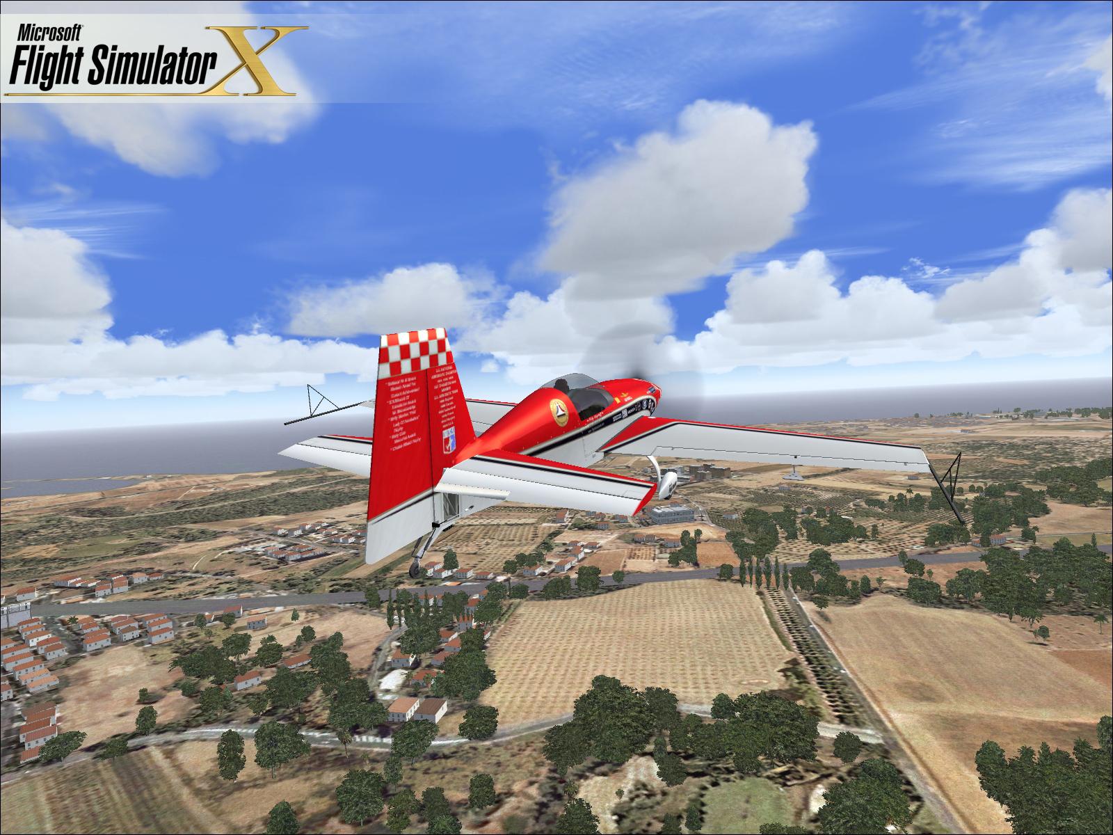 تصویر بازی Microsoft Flight Simulator X Deluxe Edition