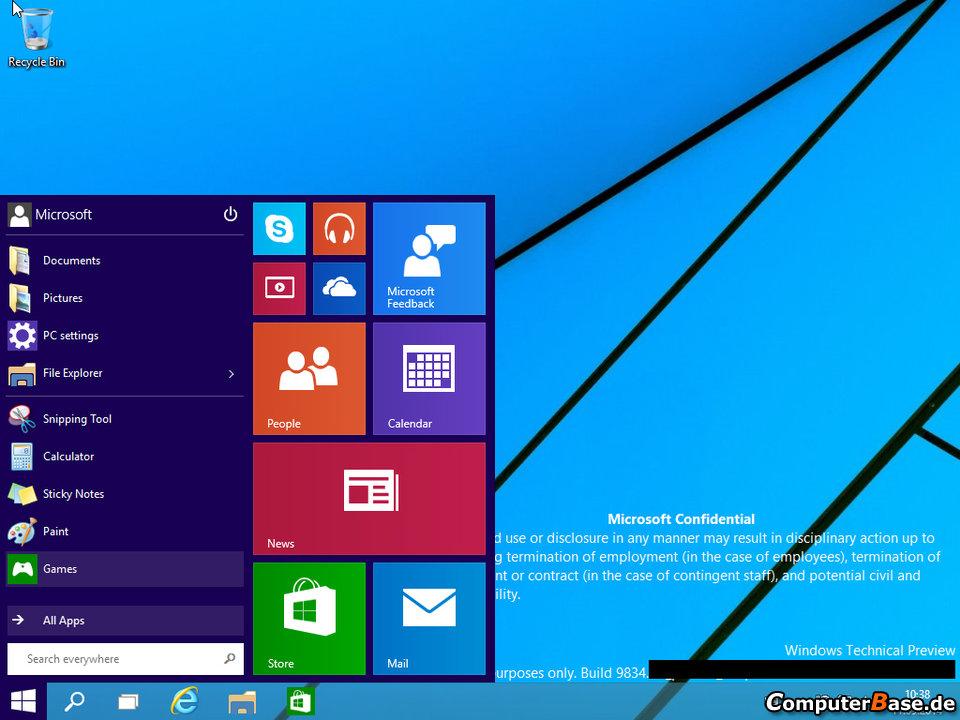 """دانلود ویندوز 8.2 """"9"""" Microsoft Windows 8.2 """"9"""" x32/x64 Bit"""