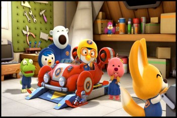 Pororo The Racing Adventure 2013