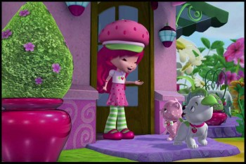 Strawberry Shortcake Berry Bitty Mysteries 2013 - 2