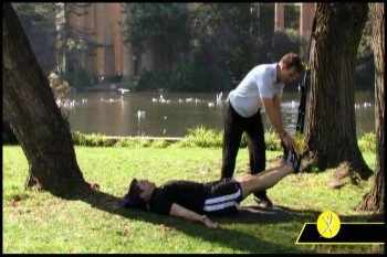TRX BioMechanics Healthy Back