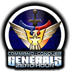 Command and Conquer Generals – Zero Hour Logo
