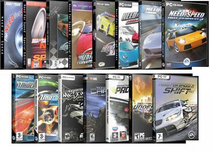 Need For Speed Collection Picture