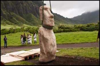 PBS NOVA Mystery of Easter Island